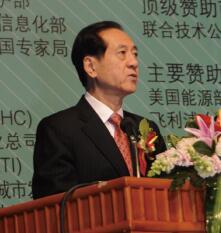 十二届全国政协副主席韩启德照片