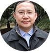国际光学工程学会会士骆清铭照片