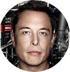 特斯拉(Tesla)CEO埃隆·马斯克照片
