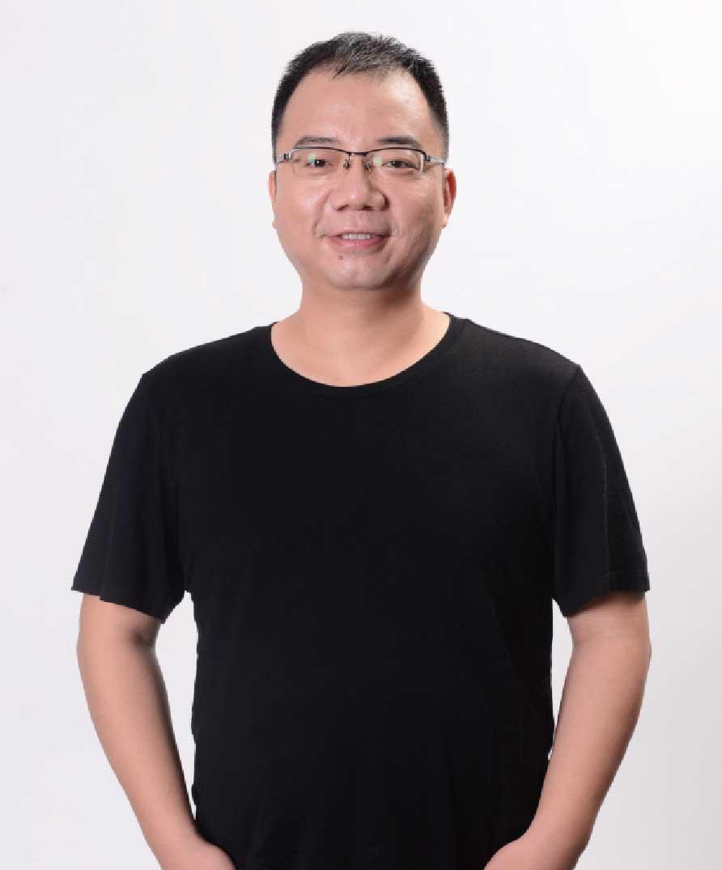 蚂蚁金服技术总监杨文波照片