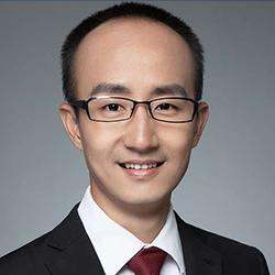 上海如璞CEO李睿智照片