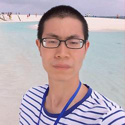 台州柚子CEO俞超阳照片