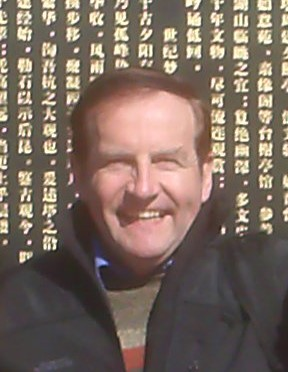 高雄医学大学教授Prof. Hans-Uwe Dahms照片