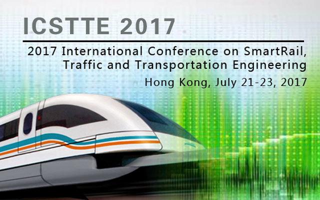 2017 先进轨道,交通与运输工程国际会议(ICSTTE 2017)