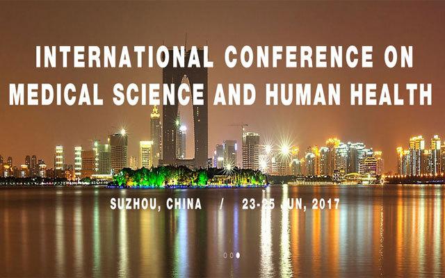 2017年医学与人类健康国际会议MSHH2017