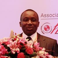 尼日利亚石油和能源总经理,Seun faluyi照片