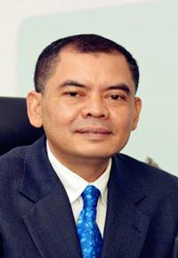 印尼国家石油公司工程&完整性副总裁I Made Sukrajaya照片