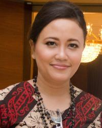 INPEX Indonesia项目总监Dinar Indriana KHOIRIAH照片