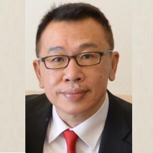 上海微创骨科医疗科技有限公司总经理翁资欣照片