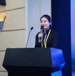 中国电子商务协会互联网金融研究院 副秘书长龚丽照片
