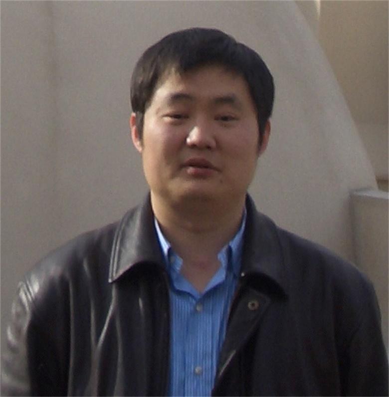 上海师范大学教授李刚照片