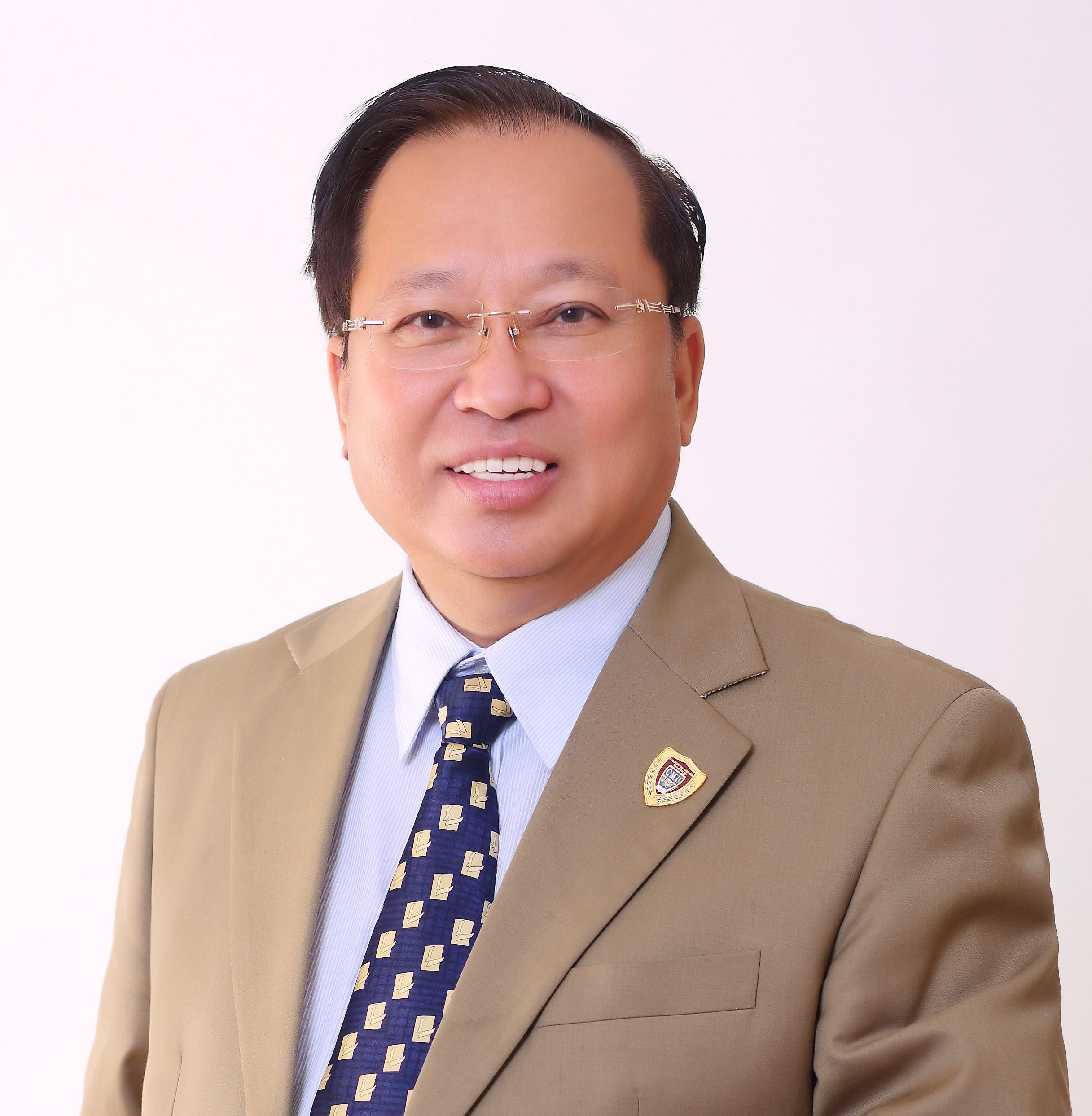 科学游戏公司高级顾问Vinh照片