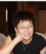 禾眾基金會項目經理趙琳照片