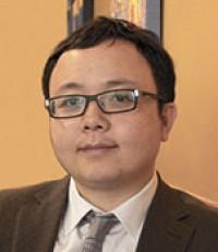 清华大学药学院教授谭旭照片