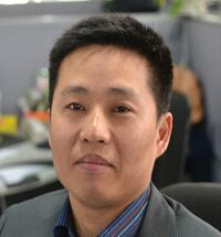 北京握奇数据股份有限公司移动安全业务拓展部总监魏茂军