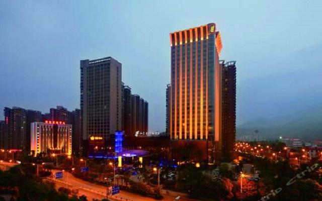 仙居岭京伦酒店