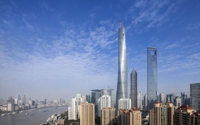 上海中心大厦会议中心