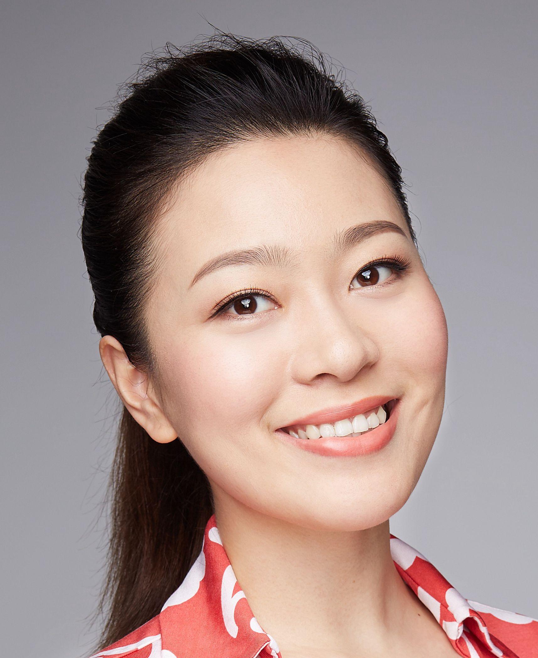 衣二三 创始人兼CEO刘梦媛照片