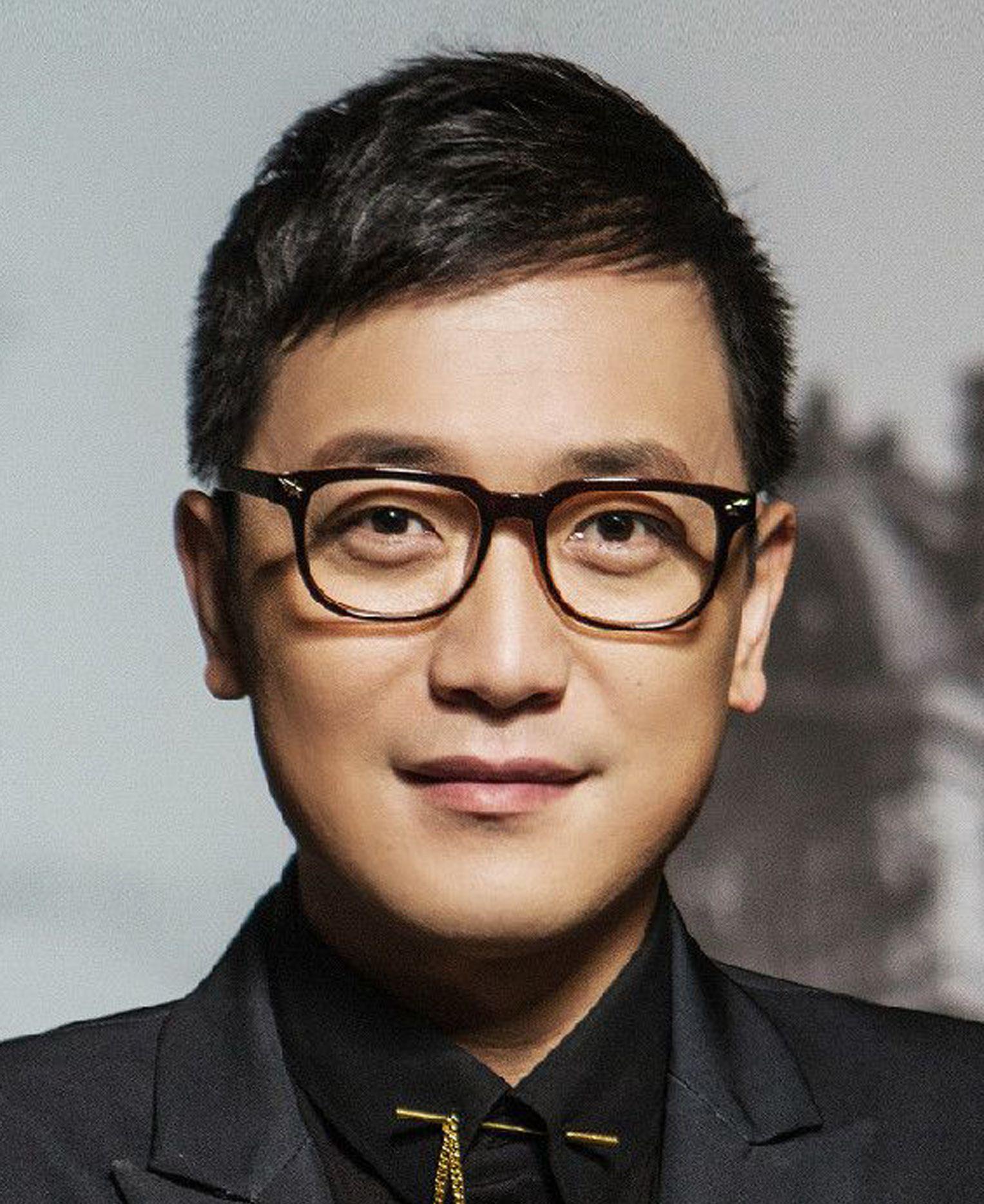 向上影业集团 创始人、董事长兼CEO肖飞照片