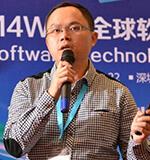 腾讯互动娱乐部高级工程师刘天斯照片
