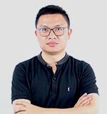 咕咚技术总监唐平麟照片
