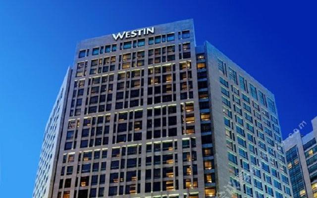 金融街威斯汀酒店