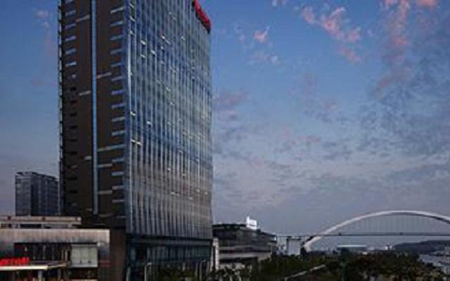 上海绿地万豪大酒店