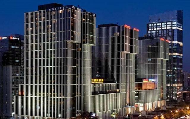 北京万达索菲特酒店