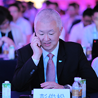 SAP大中華區副總裁彭俊松照片