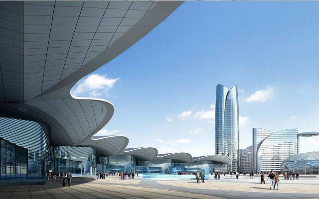 武汉国际博览中心(新城国际博览中心)