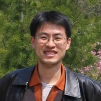 北京大学生物动态光学成像中心副研究员文路照片