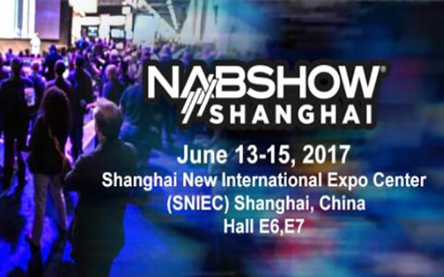2017 NAB Show GIX-上海全球跨媒体创新峰会