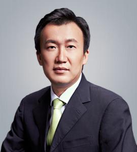 掌众金服创始人兼CEO张敬华照片