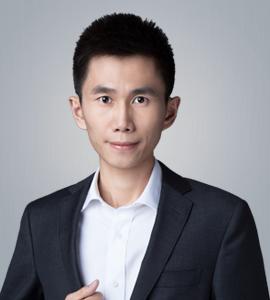 水滴互助创始人兼CEO沈鹏照片