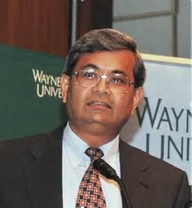 美国韦恩州立大学医学院特聘教授Dr. Bhanu P. Jena照片