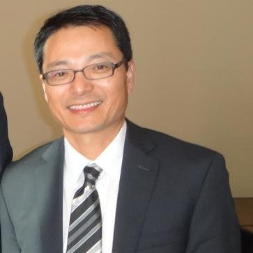 美国DiaCarta Inc.公司首席执行官Dr. Aiguo Zhang照片
