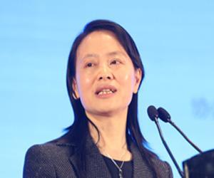 中国支付清算协会副秘书长王素珍照片