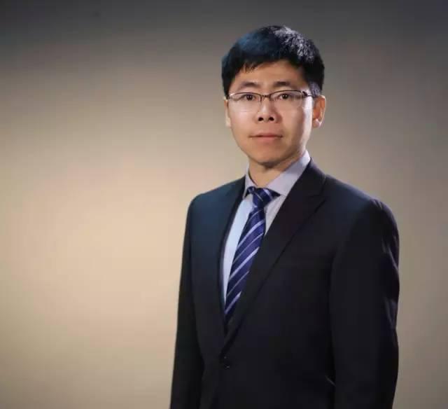 布比公司联合创始人兼CTO王璟照片