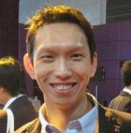 福布斯亚洲VR专栏作者Lionel Chok照片