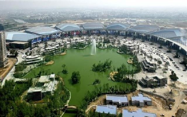 世纪城新国际会议中心