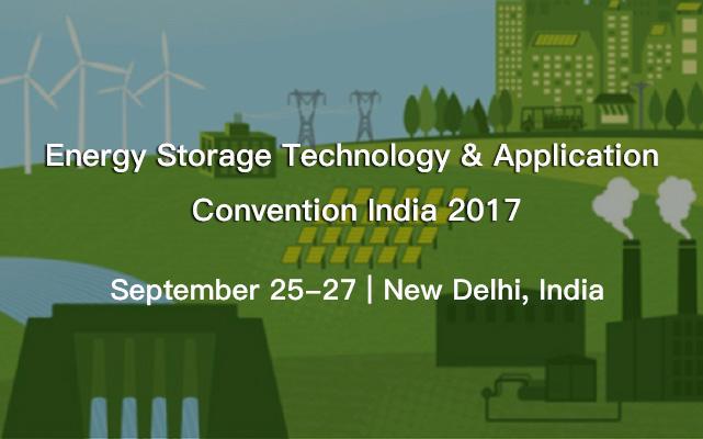 2017年储能技术与应用大会印度站