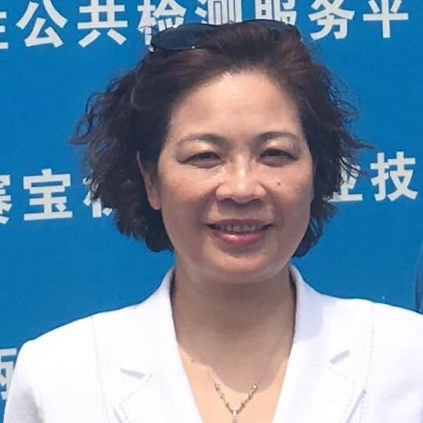 工业和信息化部电子第五研究所软件中心主任杨春晖照片