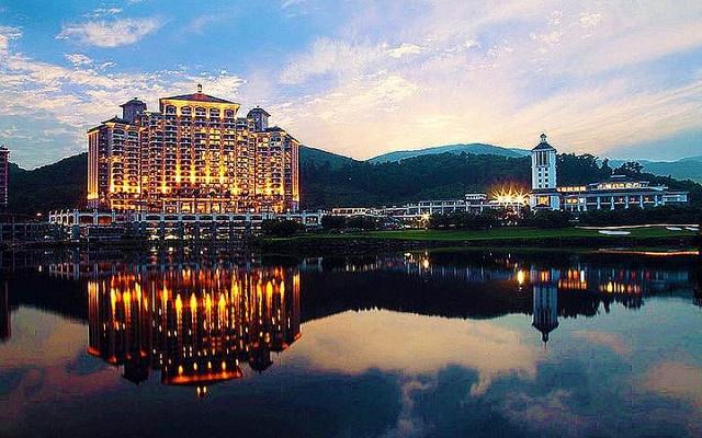 东莞观澜湖度假酒店