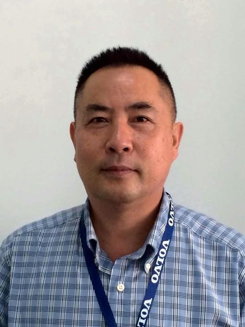 中瑞交通安全中心研究总监陈超卓照片
