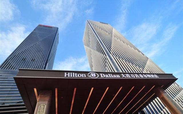 大连万达希尔顿酒店
