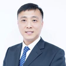 香港智能金融科技有限公司联合创始人兼CEO柳崎峰照片