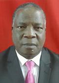 赞比亚卡布韦工学院校长Kasanda Andrew Sayila照片