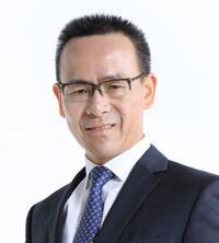 中信出版集团股份有限公司董事、总经理施宏俊照片