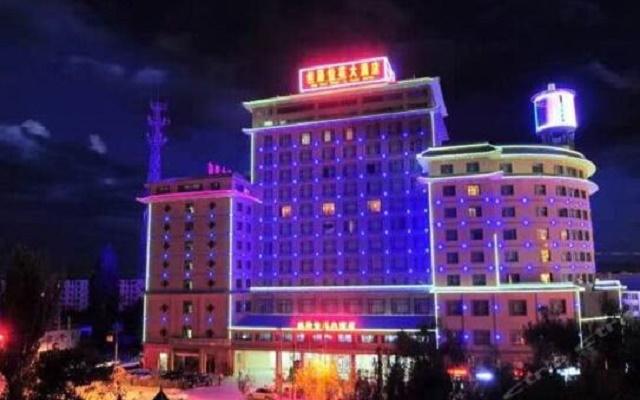 丝路怡苑大酒店