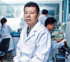 康圣环球医学特检集团首席医学官陈忠照片